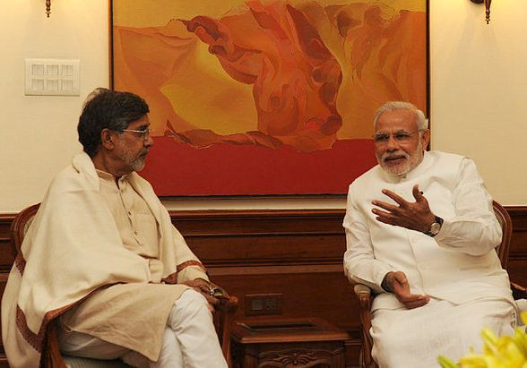 The Power of One Voice - Kailash Satyarthi
