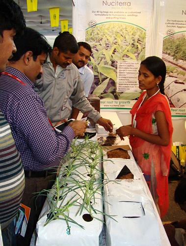 Kisan Expo Pune - Nuciterra Magigro Bags