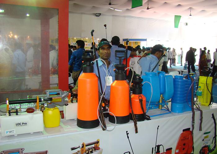 Kisan Expo Pune - Plastic & polymer materia