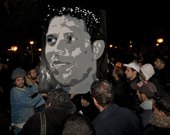 The Power of One Voice - Mohammed Bouazizi