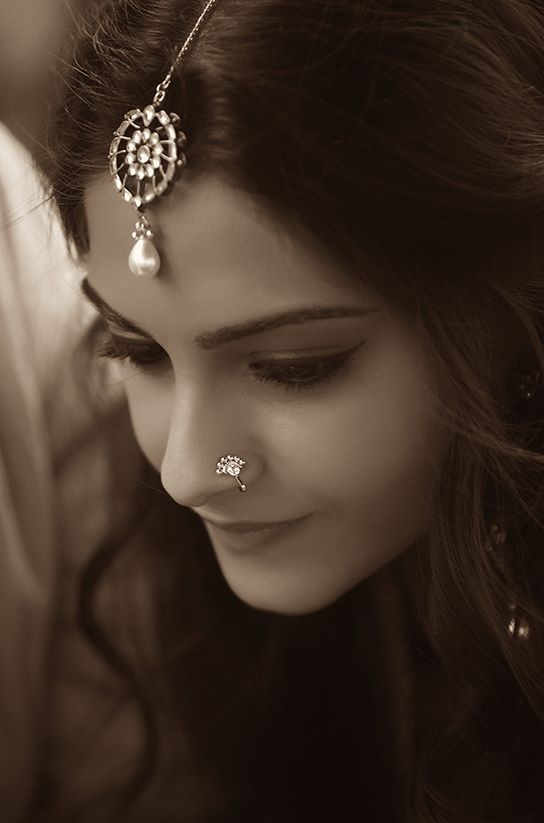 Indian Fashion Accessories - Nose rings