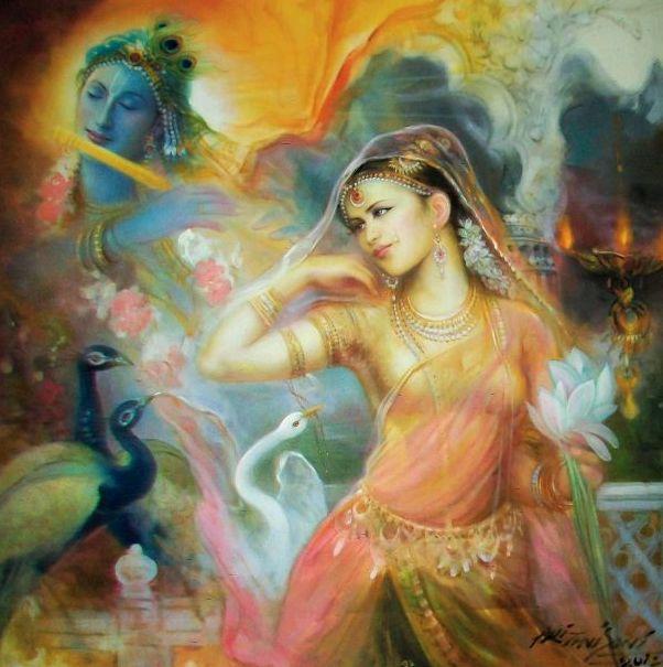 Prithvi Soni-Shringar Radha