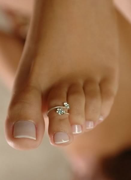 Indian Fashion Accessories - Toe rings