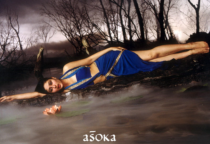 Set design in Indian cinema - Asoka