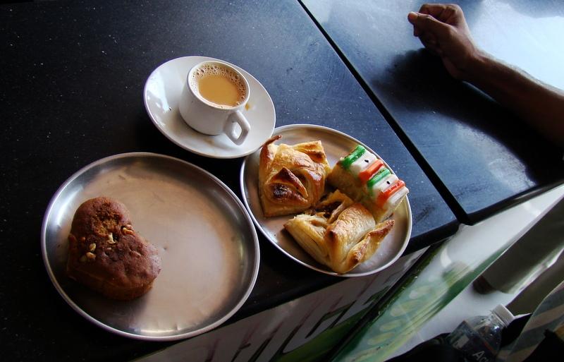 Streetside Tea Shop