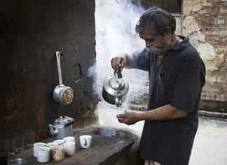Tea Shop India
