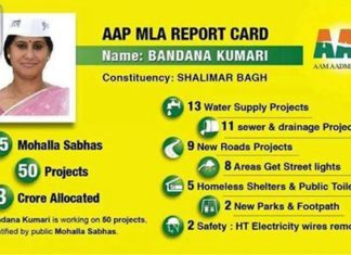 Aam Aadmi Party MLA