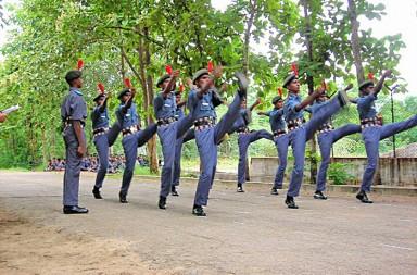 NCC Cadet