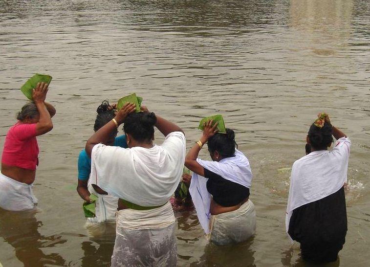 Hindu funeral rites-Vavu_Bali