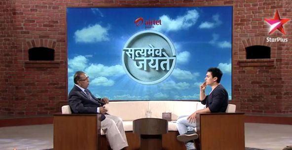 Satyamev Jayate-Aamir Khan