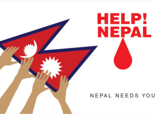 Help Nepal Earthquake