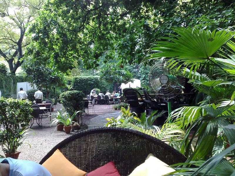 Eco-Friendly Eating at Lodhi Garden Restaurant