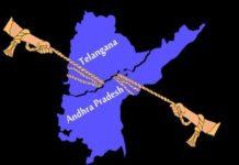 Telangana and Andhra