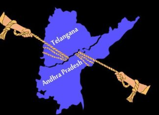 Telangana and Andhra