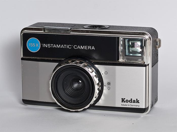 80s Analog-Camera