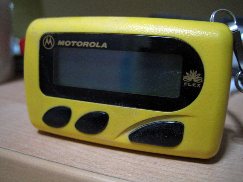 Pagers-in-90s