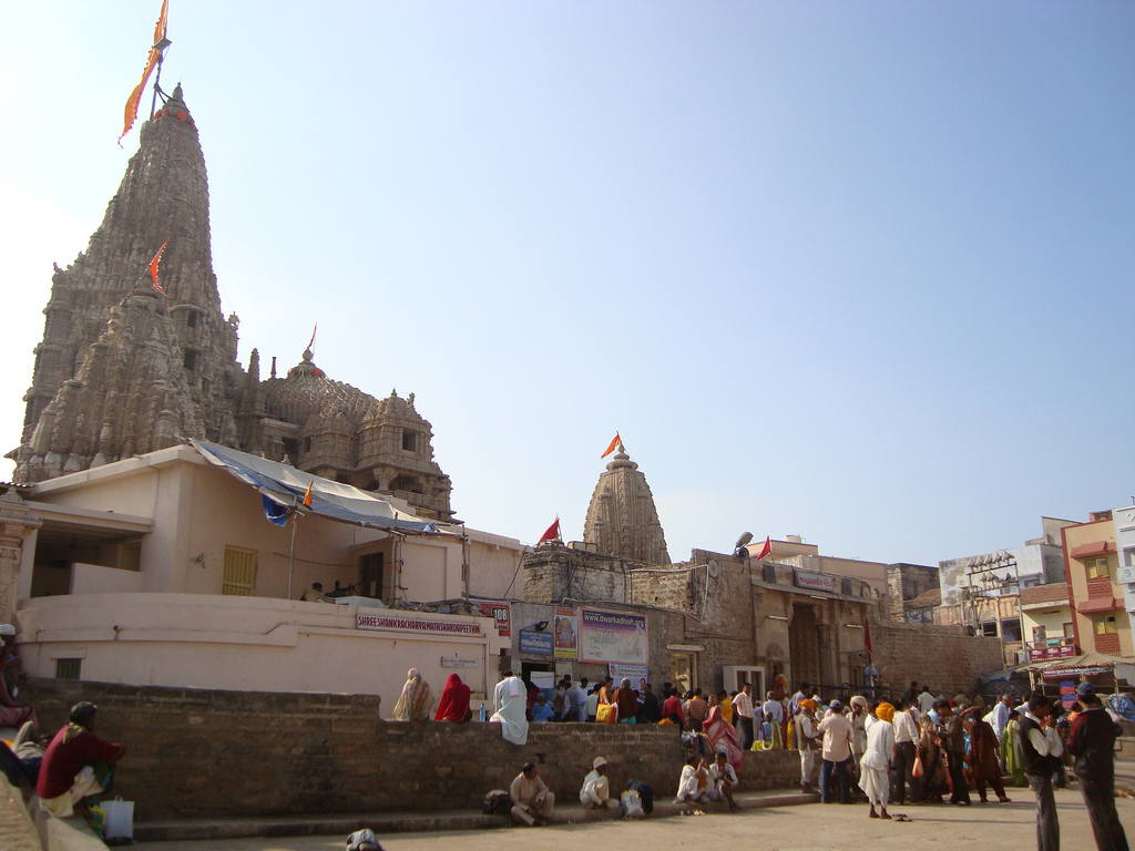 Ancient Indian Cities - Dwarka