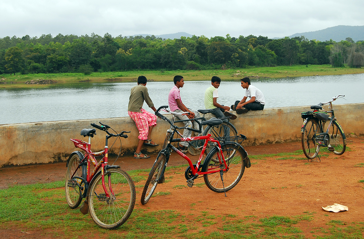 Childhood Memories - cycle trip
