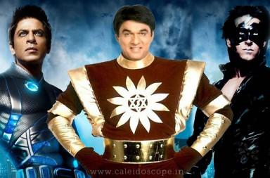 Indian-Superheroes