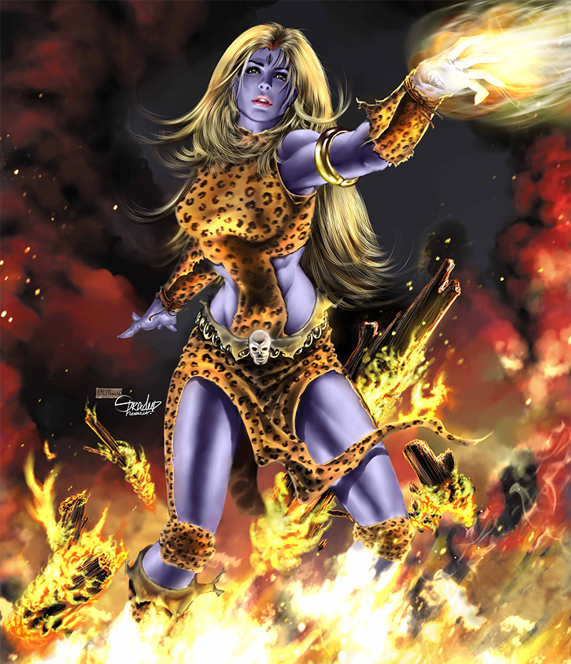 Indian-Superheroes-Shakti