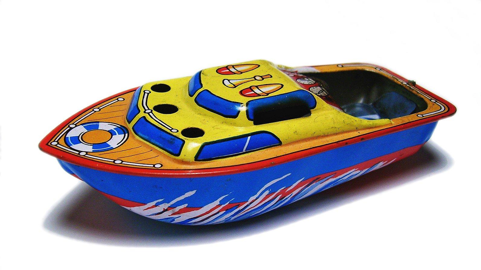 Modern Kids Boat Toys Mold - Bathroom and Shower Ideas - purosion.com