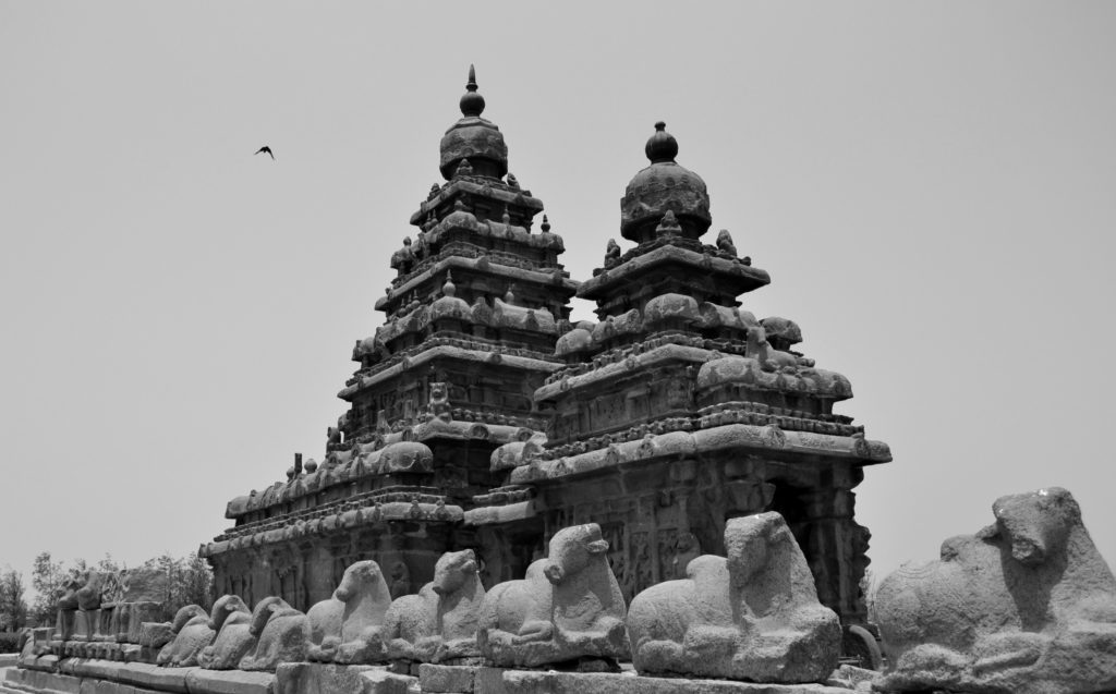 Ancient Indian Cities - Mahabalipuram
