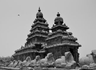 Ancient India-Mahabalipuram
