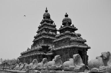 Ancient India-Mahabalipuram
