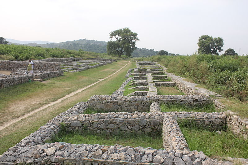 Ancient Cities of India - Sirkap