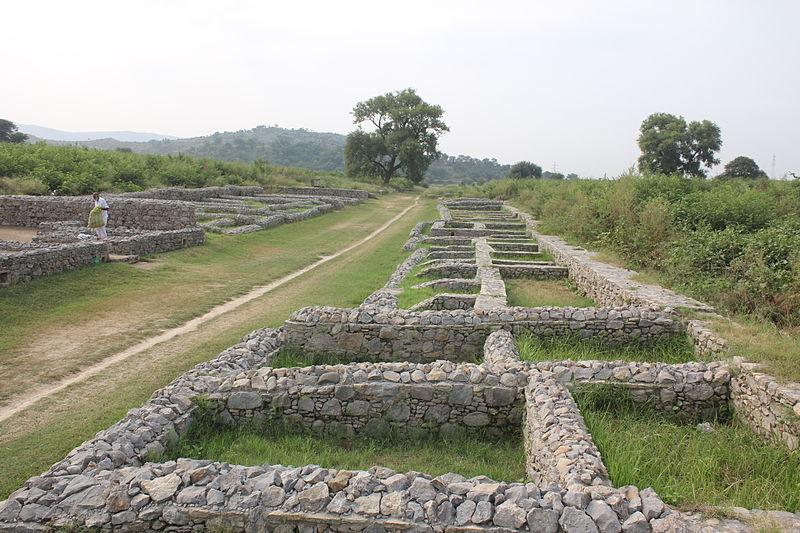 Ancient Cities of India - Sirkap