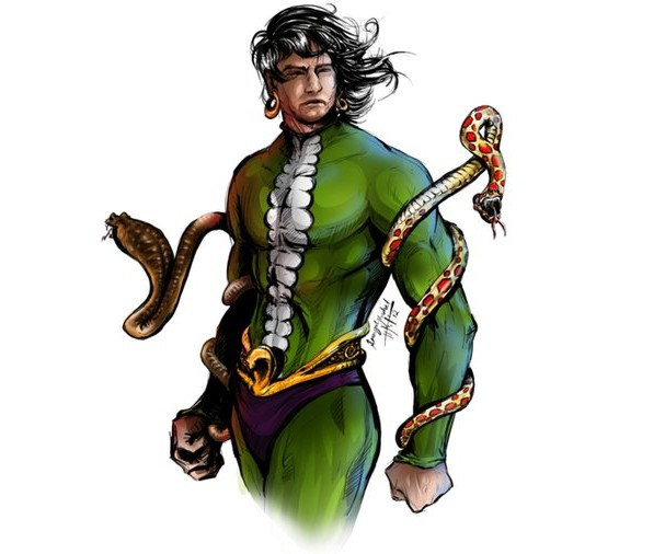 Indian-Superheroes-Nagraj