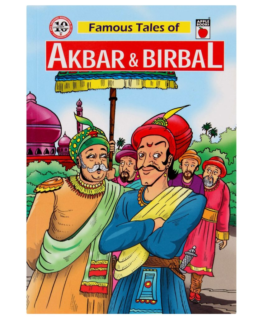 10 Indian Comics -  Akbar Birbal