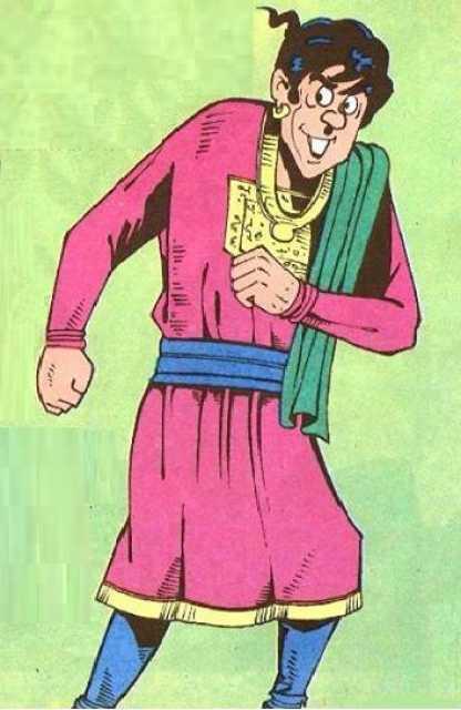 10 Indian Comics - Bankelal