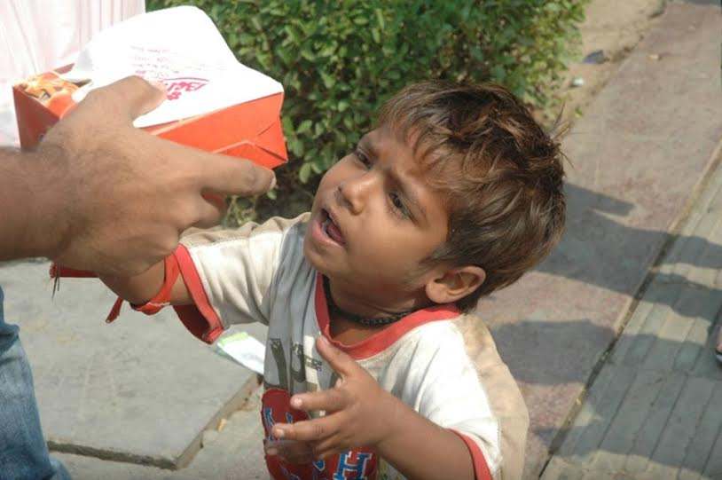 Feeding India 1
