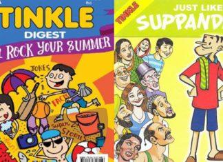 10 Indian Comics