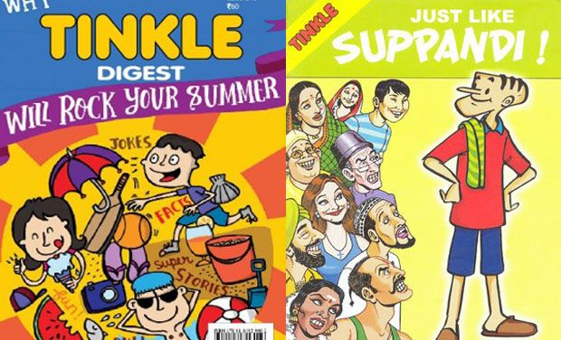 10 Indian Comics - Tinkle