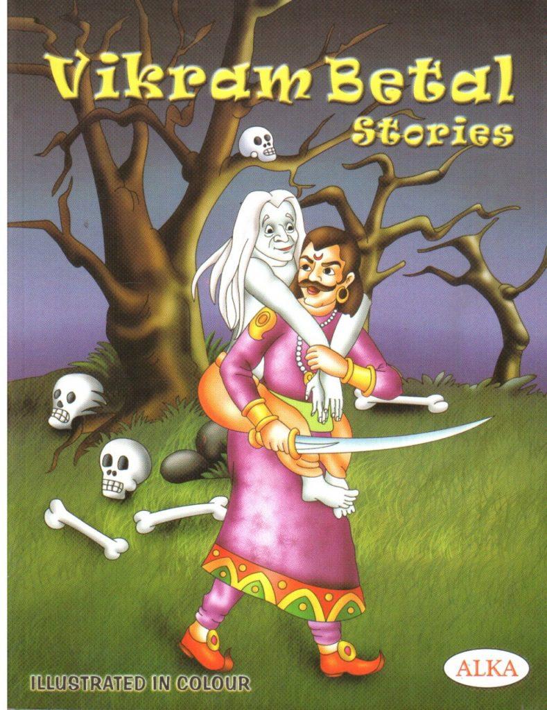 10 Indian Comics - Vikram Betal
