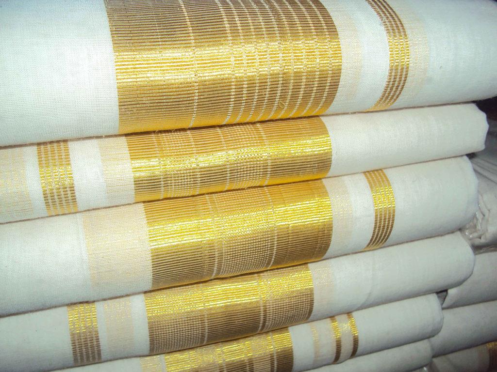 handlooms of kerala - Balaramapuram textiles