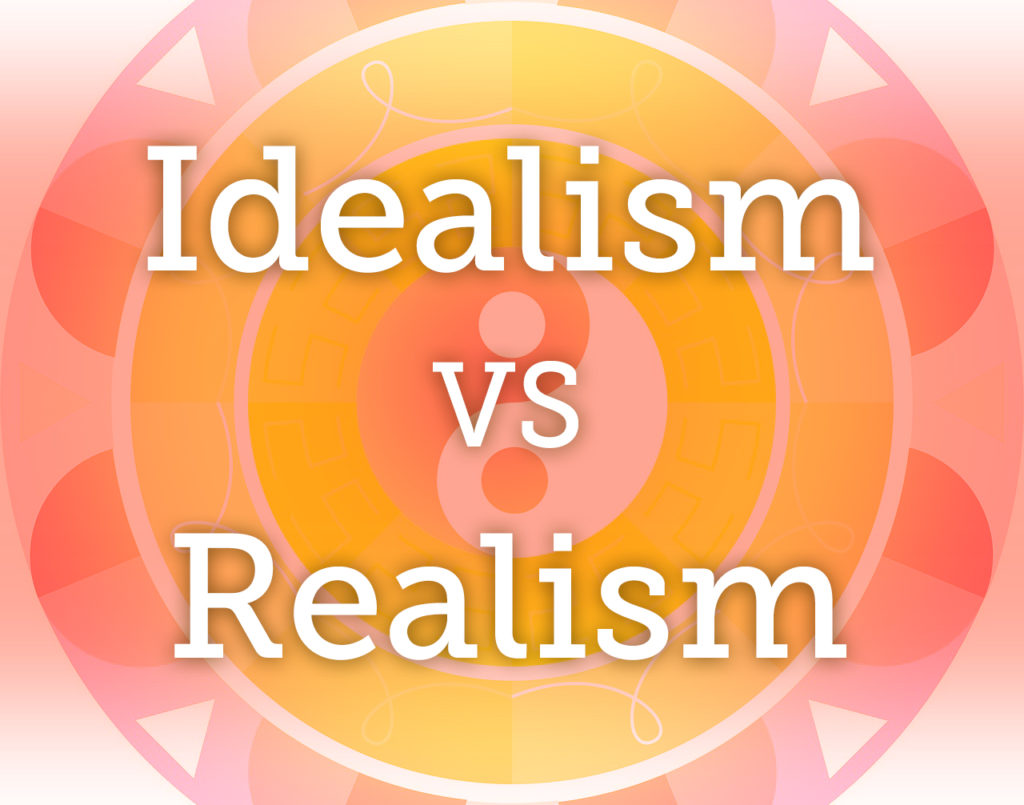 essays on idealism vs realism
