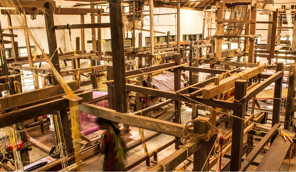 handlooms of kerala - Kasargod textiles
