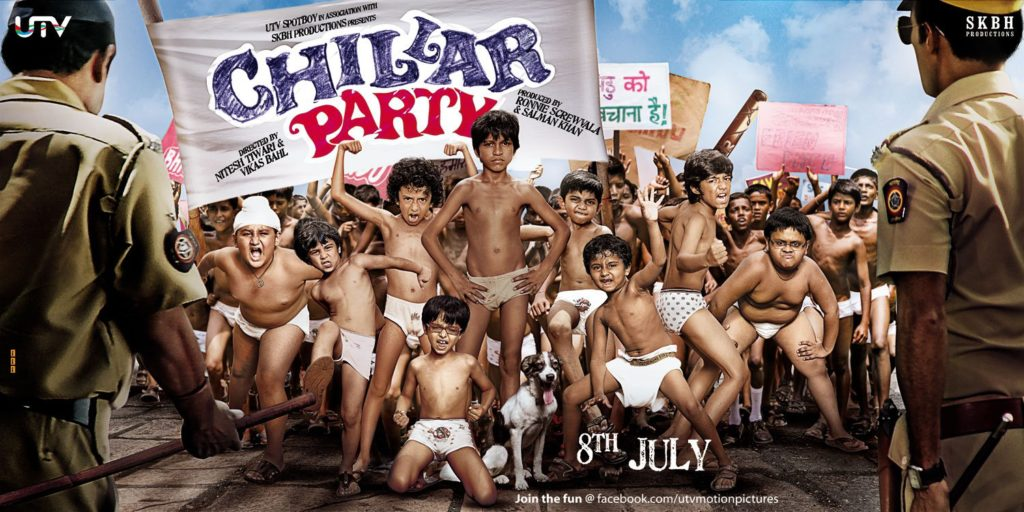 children movies - Chillar_Party