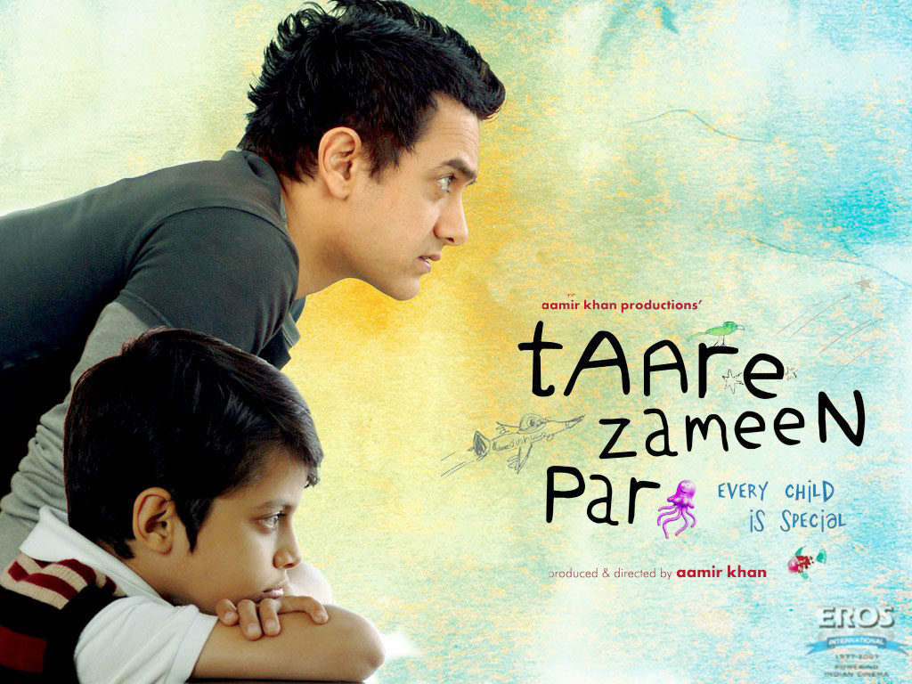 children movies - taare zameen par