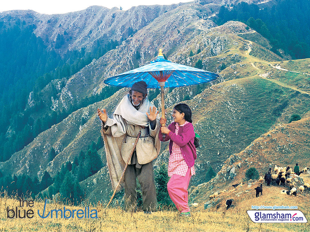 children movies - the_blue_umbrella