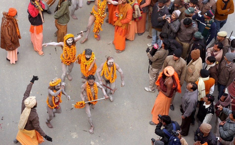 The Aghori Way of Life - Kumbh Mela and Moksha