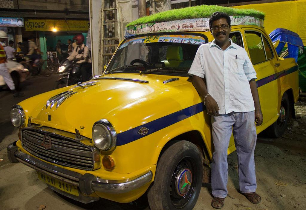 Dhananjay Chakraborty Bapi-GreenTaxi