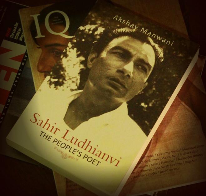 Sahir Ludhianvi - The 'People's Poet'