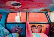 Taxi Fabric - Mumbai