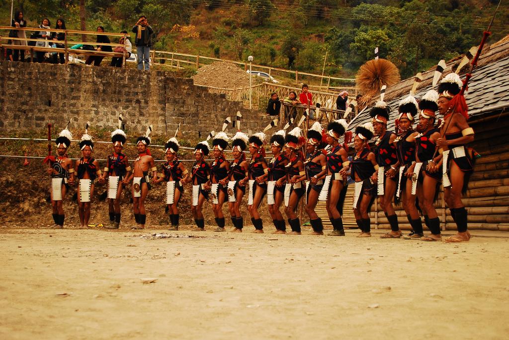 Cultural Festivals of India Hornbill Festival