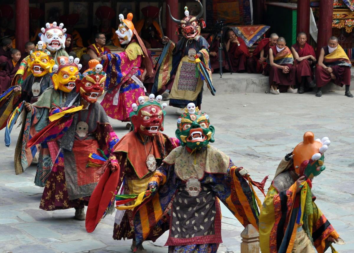 Cultural-Festivals-of-India-Ladakh-Festival