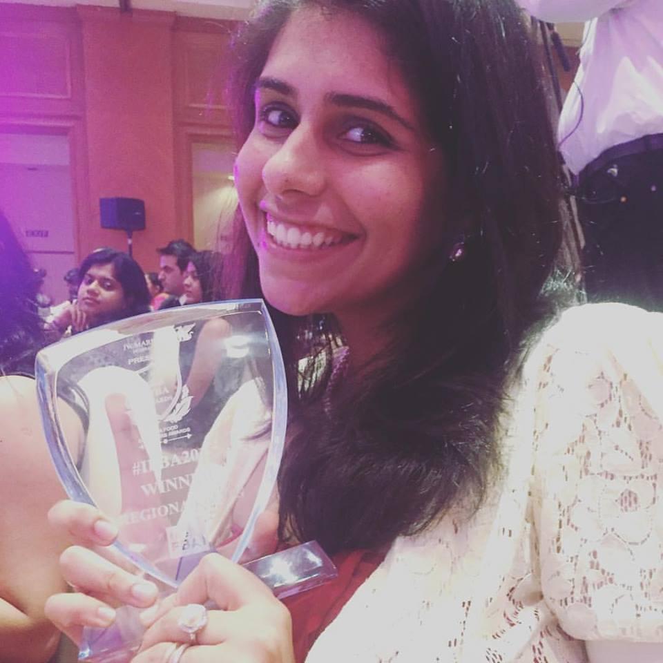 Indian-food-bloggers Parzen Patel